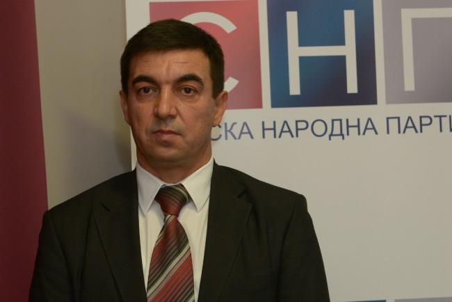IZ JUTRA U DAN 13.10.2014. ZORAN VIDANOVIĆ, PREDSEDNIK OPŠTINE NISKA BANJA