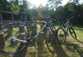 Bicikl test Scott i Polar