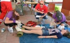 Međuregionalno takmičenje prve pomoći Crvenog krsta Srbije