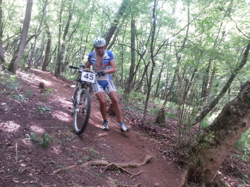 Niska Banja Biciklizam