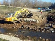 Počela gradnja mosta na Kutinskoj reci