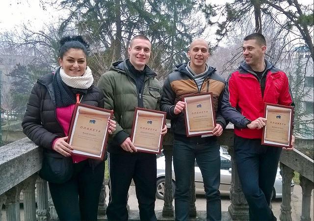 Nagrađeni najbolji u GO Niška Banja (foto)