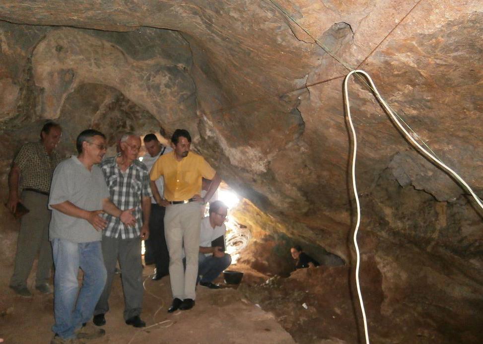 Antropološko nalazište kod Sićeva prilika za kulturni turizam