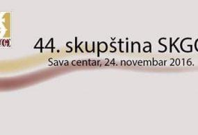 44. Skupstina SKGO