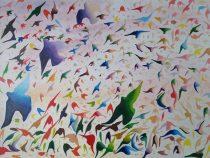 Izložba Martine Mitić u Galeriji NKC-a