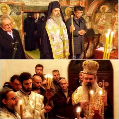 Praznik Vavedenje svečano proslavljen u Manastiru Presvete Bogorodice u Sićevu