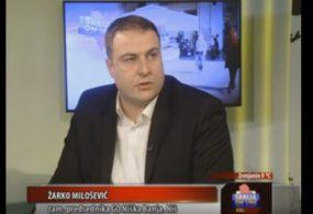 TV KCN 12.12.2016, Srbija Online – Žarko Milošević