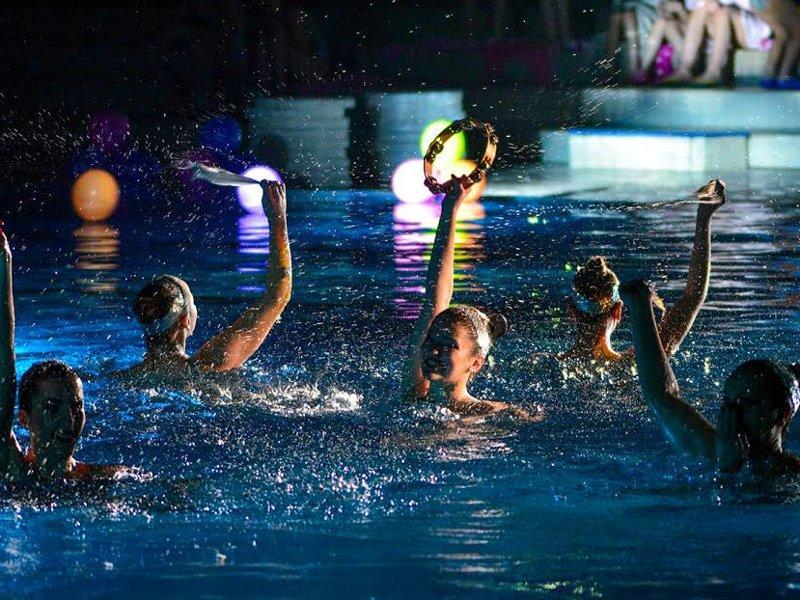 """U čairskom bazenu plesali """"Nišku Banju"""""""