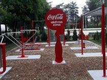 COCA-COLA AKTIVNE ZONE – MESTA DOBRE ENERGIJE, ZABAVE I REKREACIJE