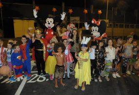 Održan tradicionalni dečiji maskenbal