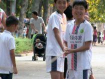 Fudbalski klub iz Kine u poseti Niškoj Banji