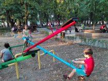 Novo igralište za decu u Niškoj Banji