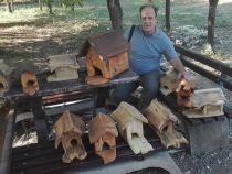 Ptice dobile kućice u banjskim parkovima