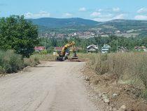 Počela izgradnja pristupne saobraćajnice na Loznom kalemu