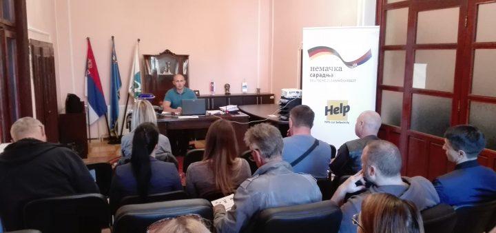 Podrška razvoju mikro biznisa u Srbiji