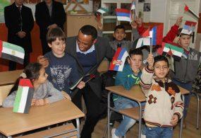 Emirati pomogli obnovu škole u Ostrovici
