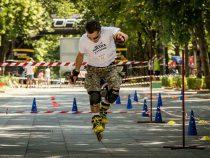 Prvi put u Nisu i Srbiji – brzinska trka na rolerima u sali