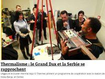 Termalizam: Veliki Daks i Srbija se približavaju