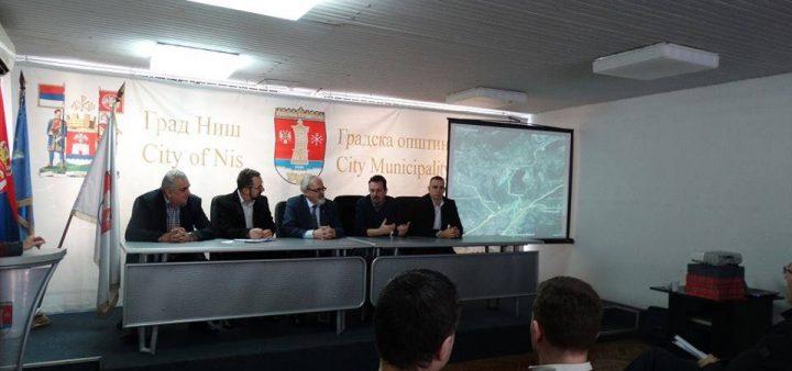 Prezentovana projektna ideja o poboljšanju turizma GO Pantelej i GO Niška Banja