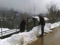 Voda za piće dopremljena u zavejana sela