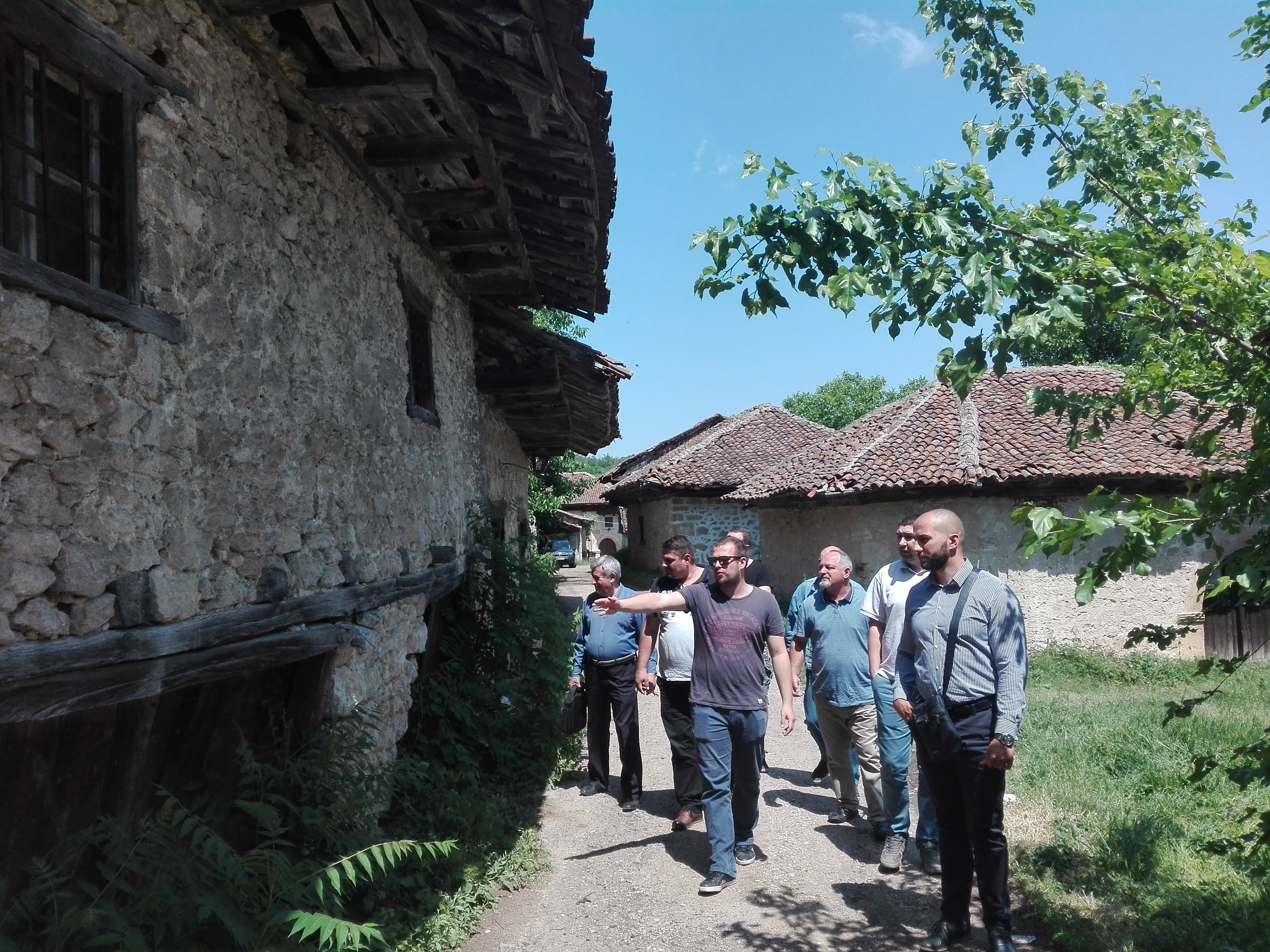 Vinari obišli Rajačke pivnice