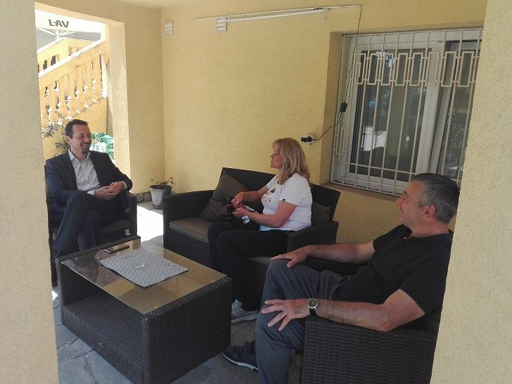 Prvi turisti u Niškoj Banji sa vaučerima