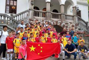Nastavljena saradnja FK Niška Banja sa kineskim Šenženom