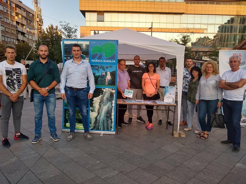 GO Niška Banja na Festivalu kulture i tradicije