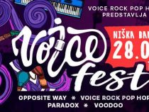 Voice Fest – Prvi festival rock i pop muzike u Niškoj Banji