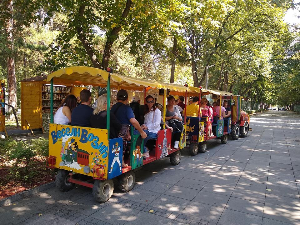 """Korisnici """"Mare"""" u poseti Niškoj Banji"""