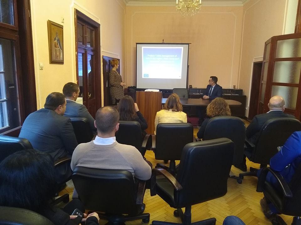 Delegacija Evropske komisije posetila Gradsku opštinu Niška Banja