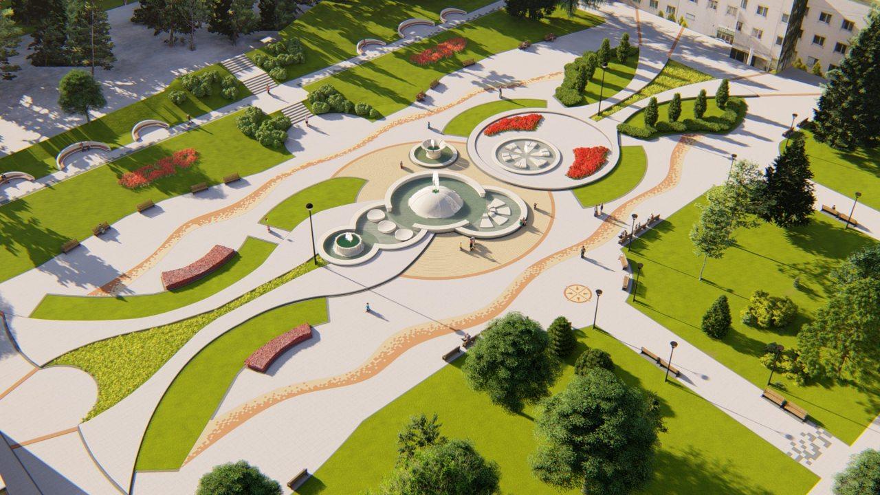 Sledeće godine se renovira trg sa fontanama u Niškoj Banji