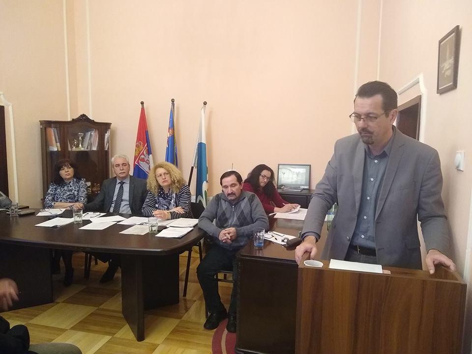 19. Sednica Skupštine Gradske opštine Niška Banja