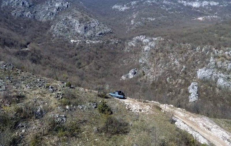 """""""Srpski park rendžeri"""" pokrenuli akciju sređivanja puta """"Via Militaris"""" i plaže u Sićevačkoj klisuri"""