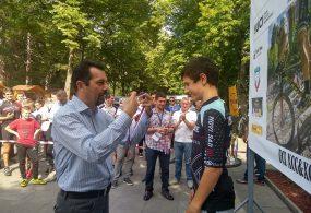 Niška Banja sjajan domaćin takmičenja u planinskom biciklizmu