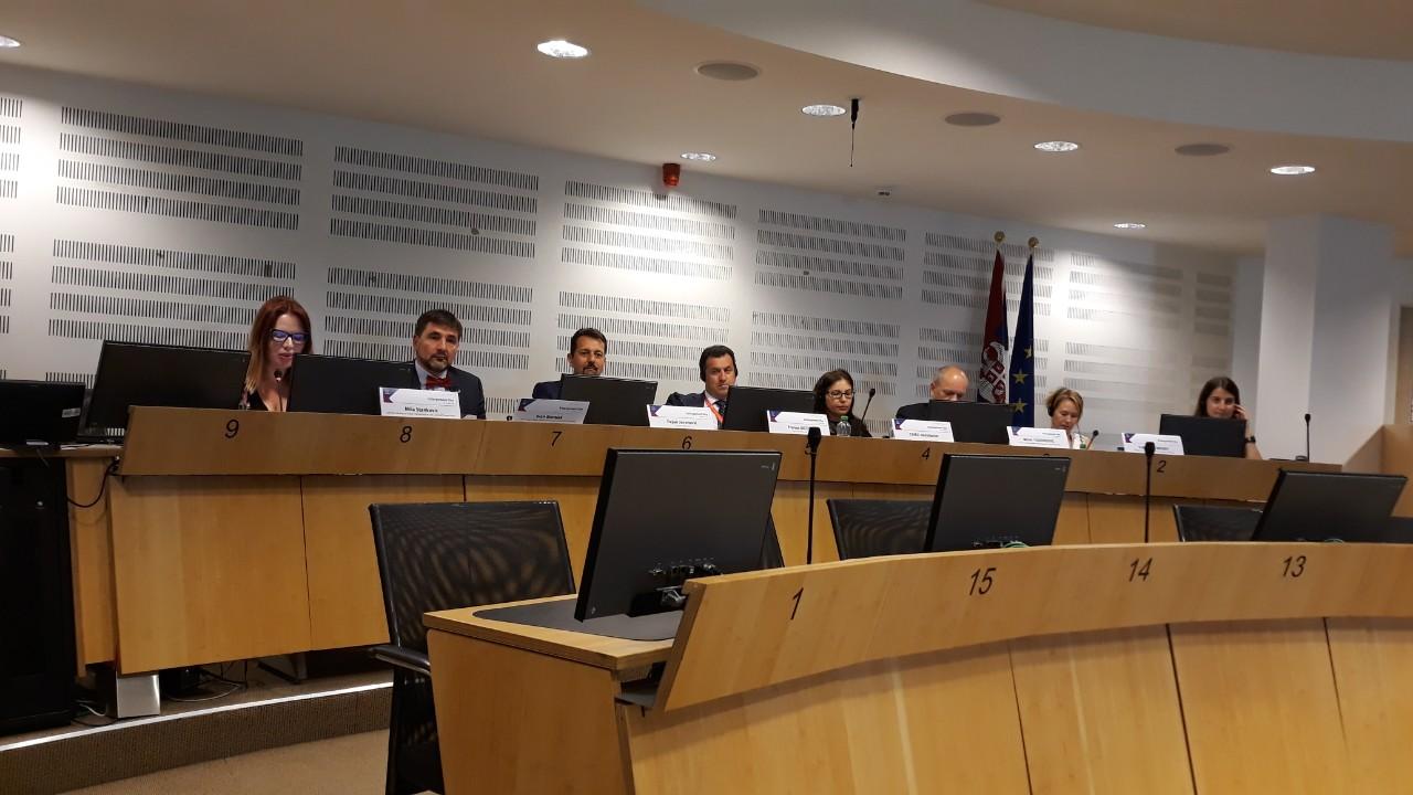 Sedma sednica Zajedničkog konsultativnog odbora Komiteta regiona EU-RS