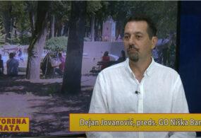 Otvorena vrata sa Dejanom Jovanovićem