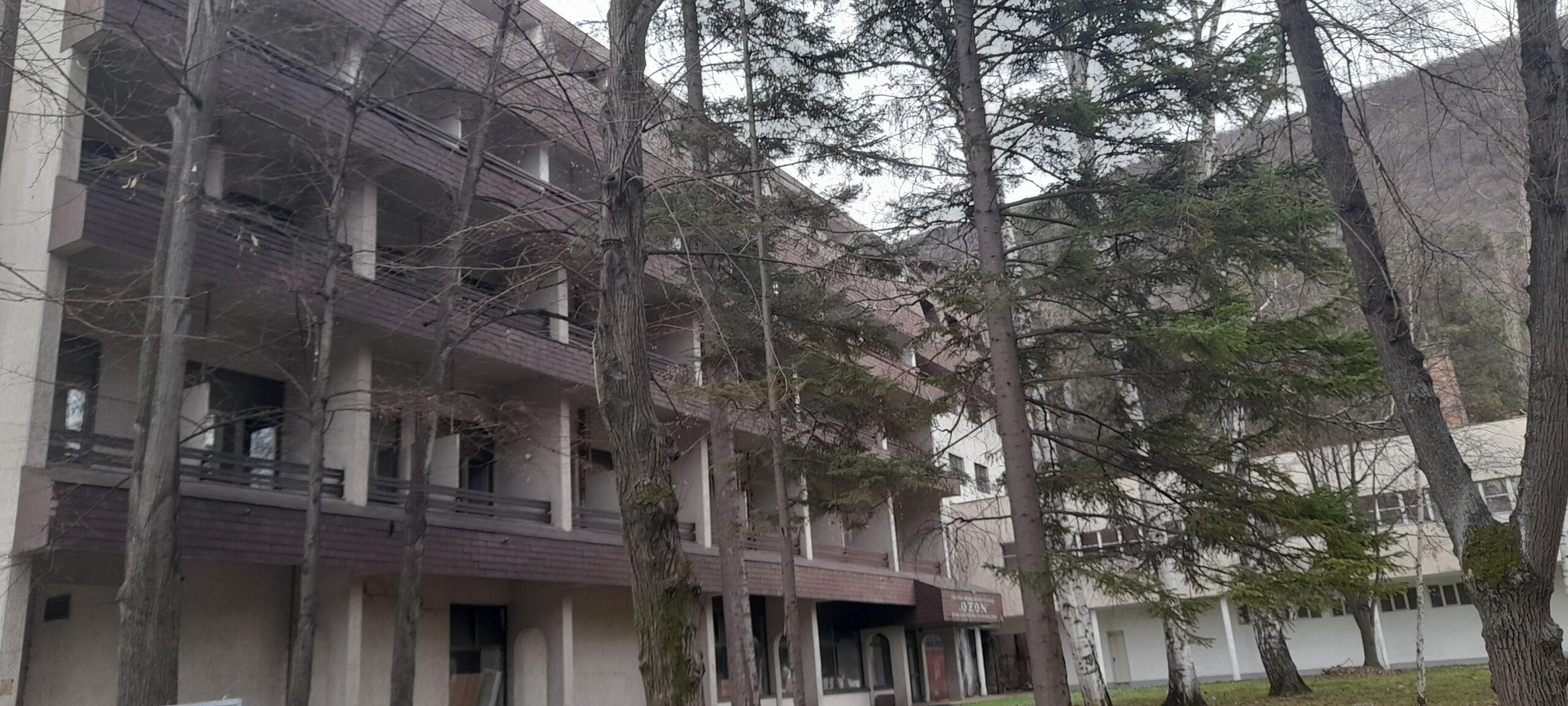 """HOTEL """"OZREN"""" U NIŠKOJ BANJI DOBIO NOVOG VLASNIKA"""
