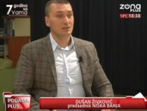 TV ZONA PLUS, PODATAK PLUS 10.02.2021. GOD.