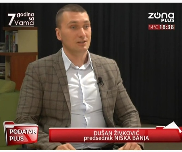 TV ZONA PLUS, PODATAK PLUS 10.02.2021. GOD.