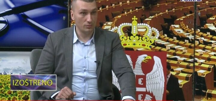RTV BELLE AMIE, Gost emisije: Dušan Živković, predsednik Gradske opštine Niška Banja
