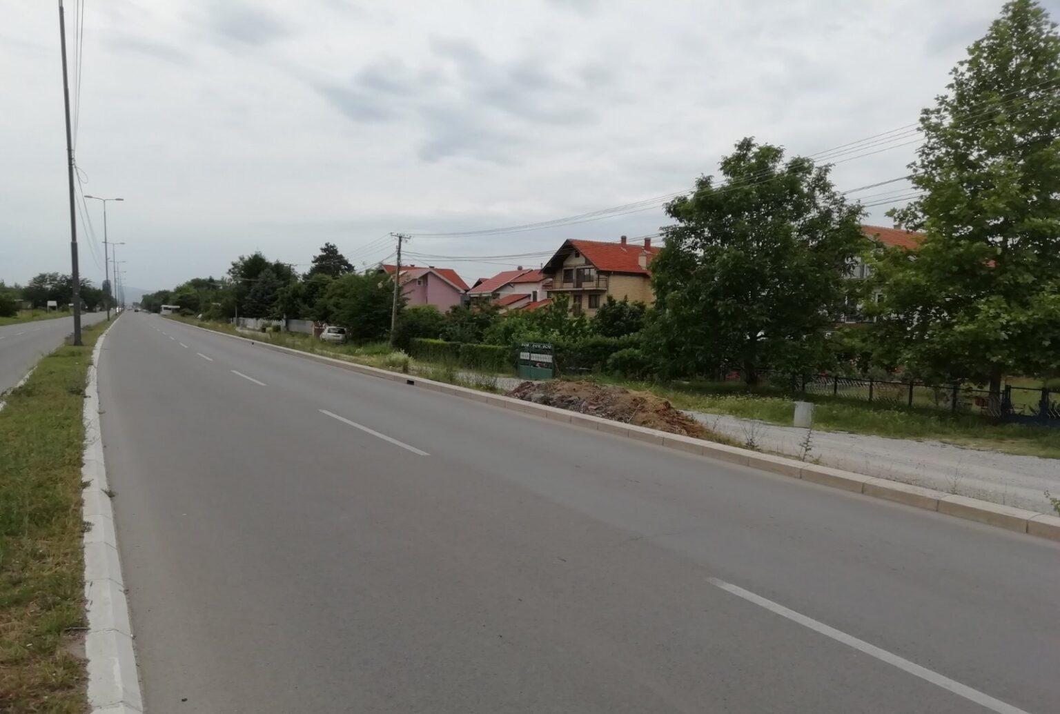 Projekat završetka rekonstrukcije Bulevara Svetog Cara Konstantina od Naselja Nikola Tesla do Niške Banje