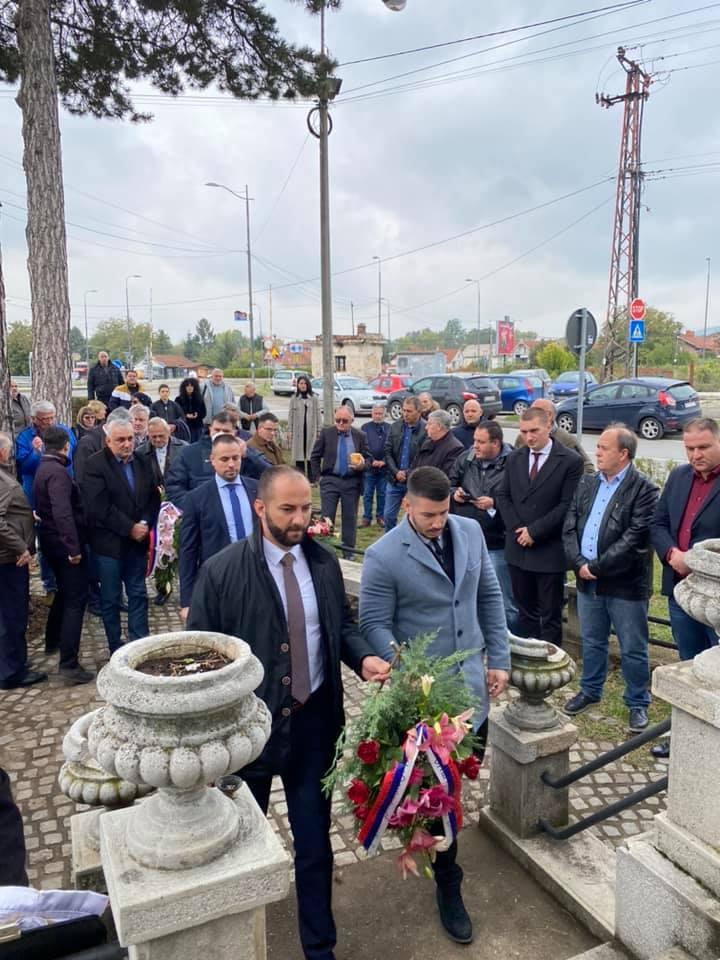Niška Banja obeležila Dan opštine i Dan Oslobođenja u Prvom i Drugom svetskom ratu